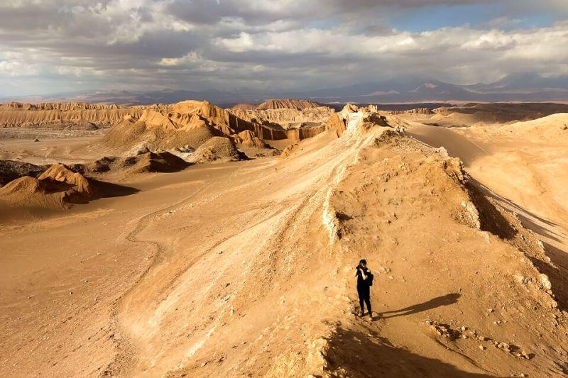 Roteiro de 6 dias no Atacama - passeio Vale da Lua