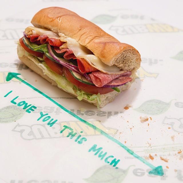 Onde comer barato em Nova York? Subway