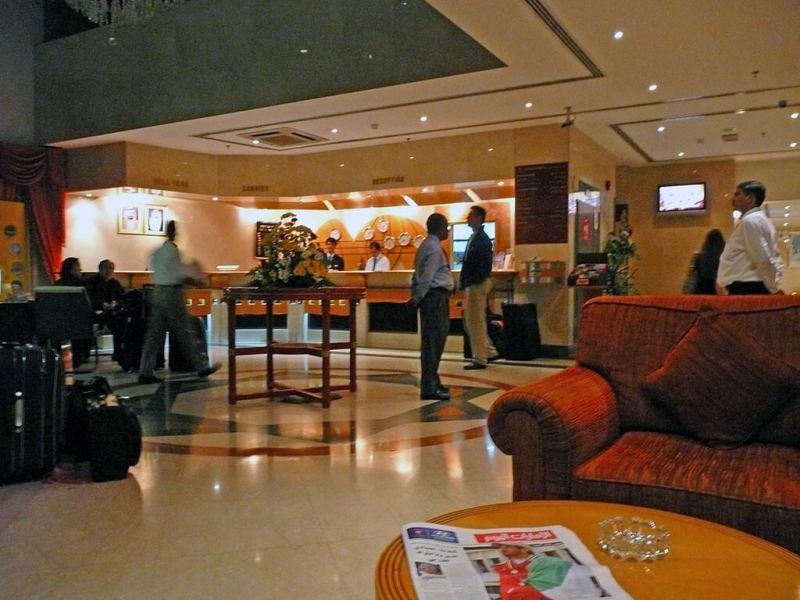 Roteiro em Dubai