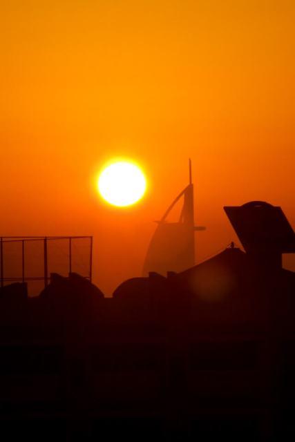 Como é a temperatura em Dubai e melhor época do ano para visitar Dubai