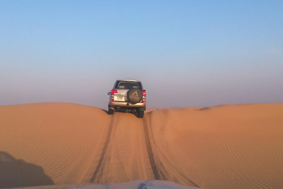 O que ver e fazer em Dubai passeio no deserto