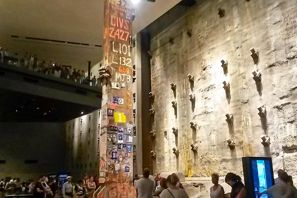 Roteiro em Nova York com Memorial do 11 de setembro (9/11 Memorial & Museum)