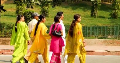 Roteiro de viagem em Agra India