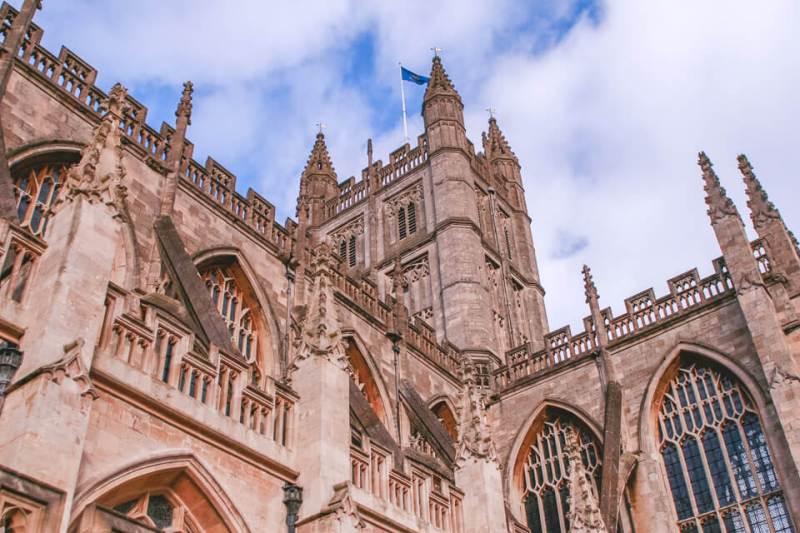 Atrativos imperdiveis de Bath Inglaterra