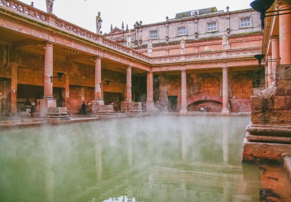 O que ver e fazer em Bath Inglaterra