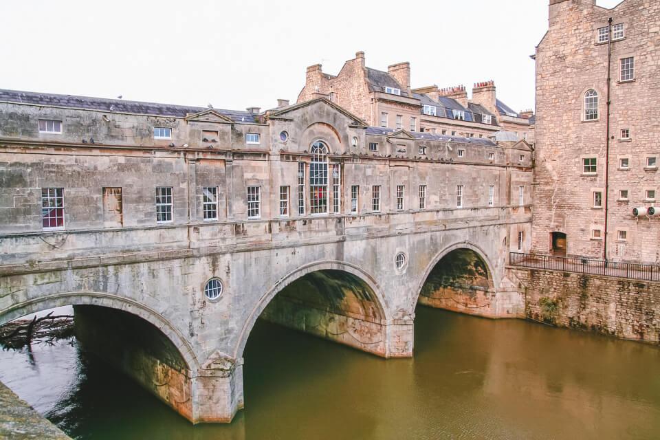 Principais atrativos de Bath Inglaterra