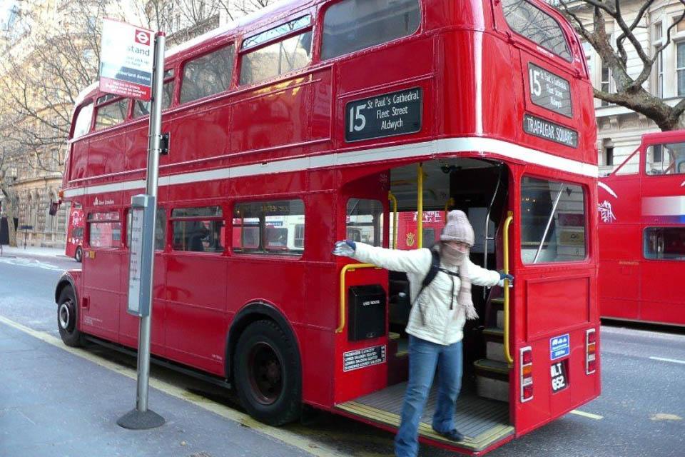 Quanto custa viajar para Londres Inglaterra