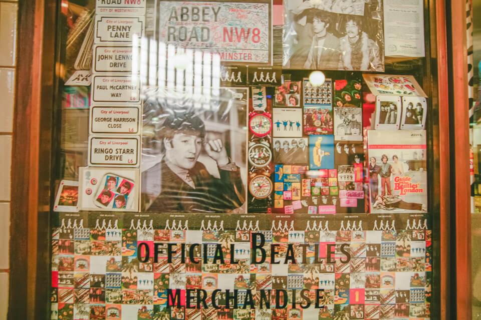 Roteiro dos Beatles em Londres