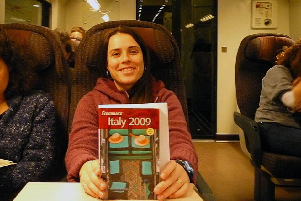 Como chegar em Veneza de trem