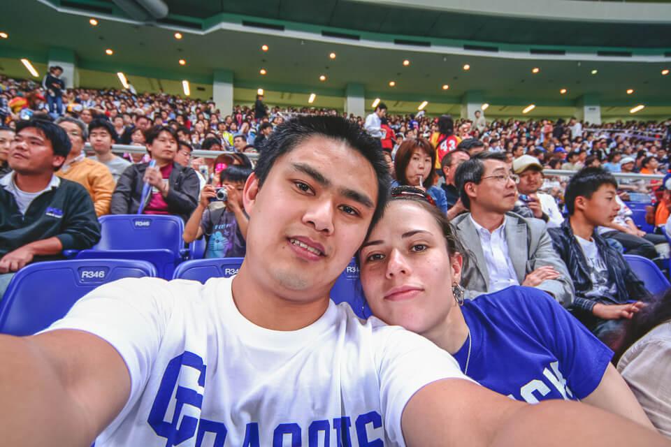 Como e onde assistir um jogo de yaku (beisebol) no Japão