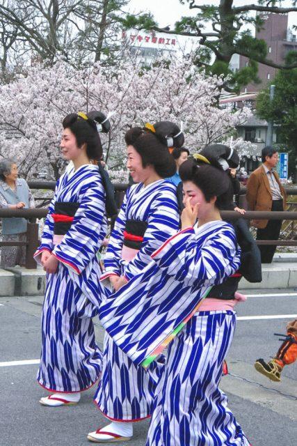 O que visitar no Japão - Okazaki - sakura - fetivais - Ieyasu Matsuri
