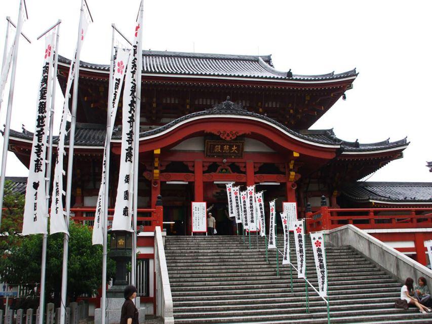 Roteiro em Nagoya Japão