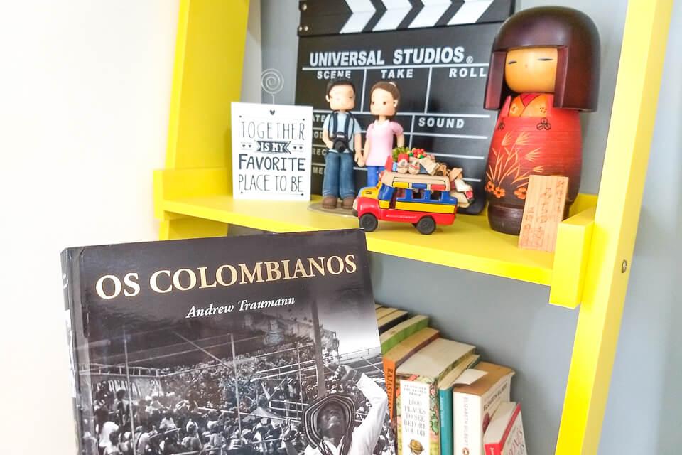 Os Colombianos livro sobre a Colômbia