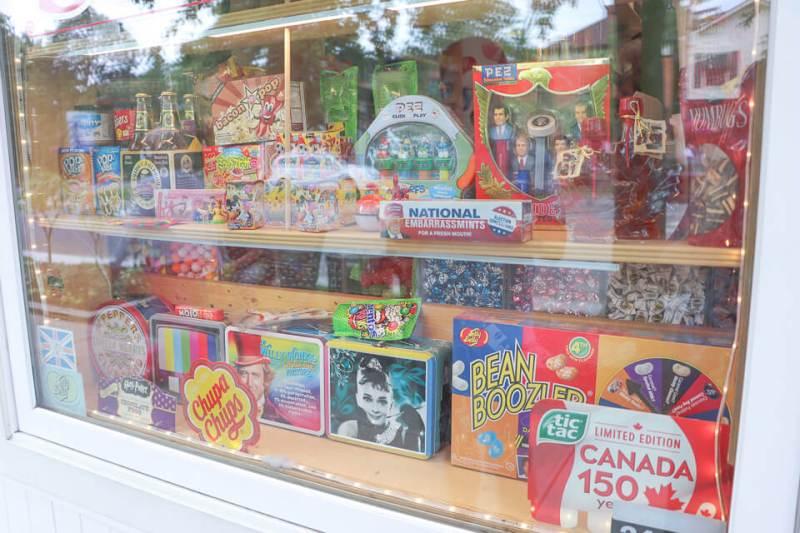 Niagara on the Lake tem lojas com itens de colecionador
