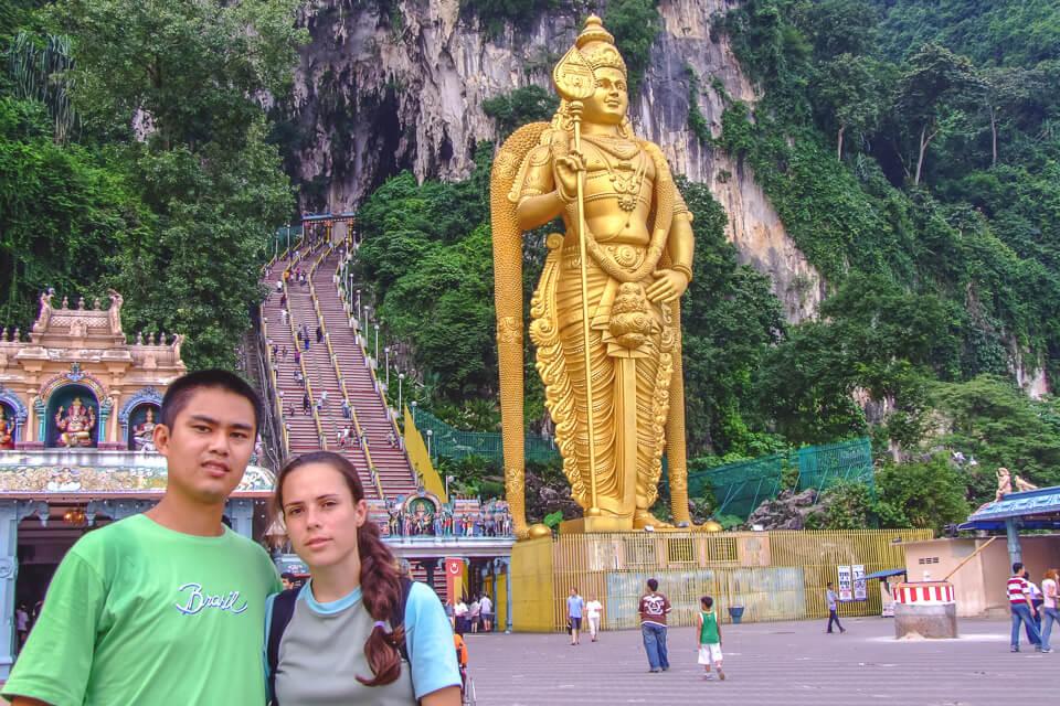 Roteiro pelo sudeste asiático mochilão na Malasia