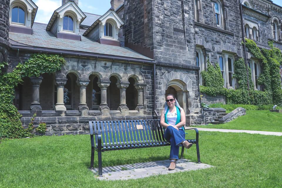 O que fazer em Toronto? Universidade de Toronto (UofT)