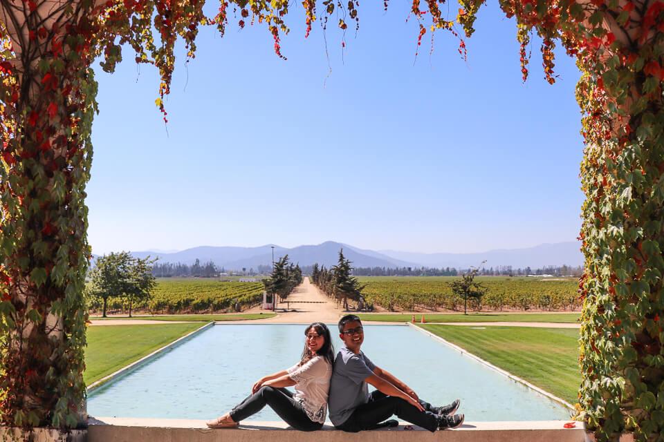 Valle de Casablanca - Roteiro do vinho - Vinícola Viñamar