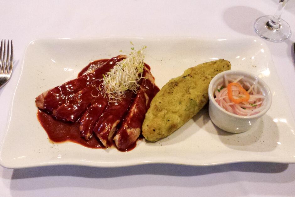O que comer em Lima - Tacu Tacu
