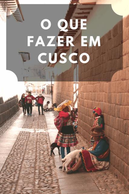 que fazer em Cusco