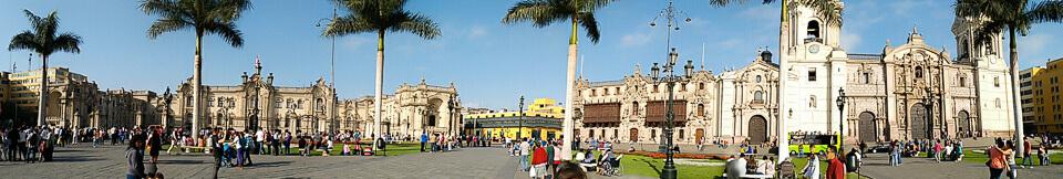 roteiro em Lima
