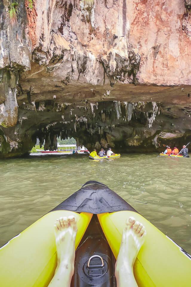 Phang-Nga Bay National Park Tailândia