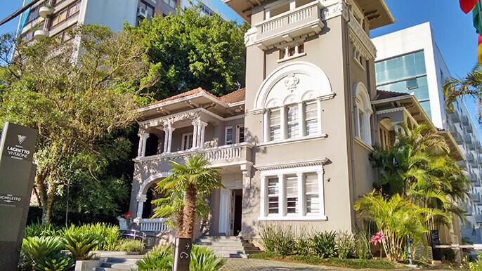 Onde se hospedar em Porto Alegre - Hotel Laghetto Viverone Moinhos