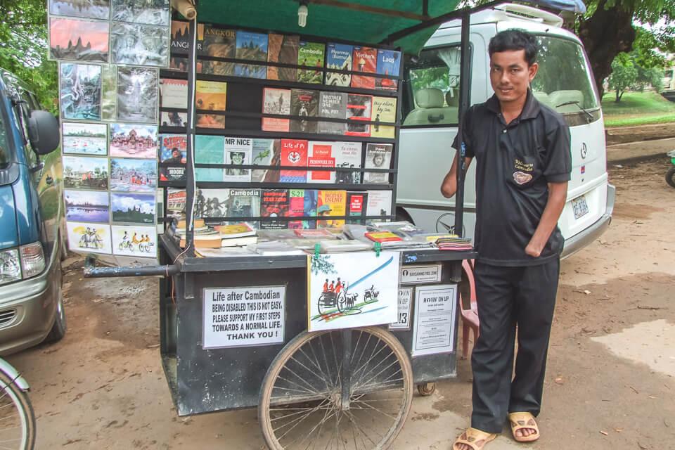 Curiosidades sobre o Camboja