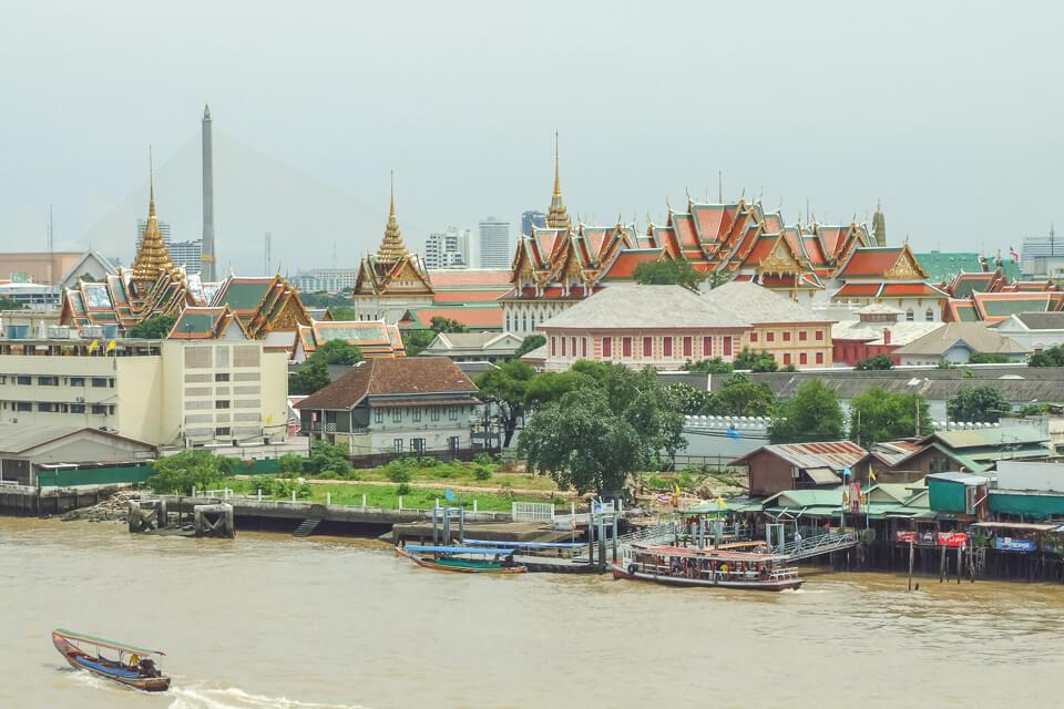 O que ver e fazer em Bangkok Tailândia principais pontos turísticos
