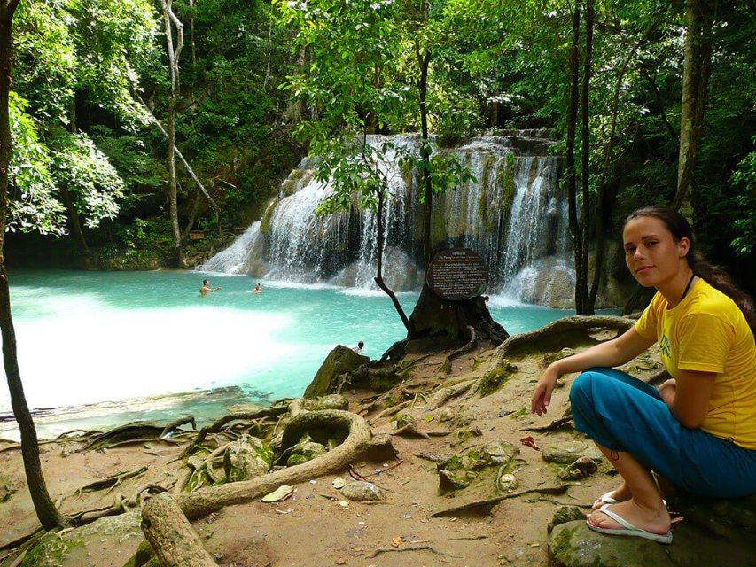 Lugares incríveis na Tailândia