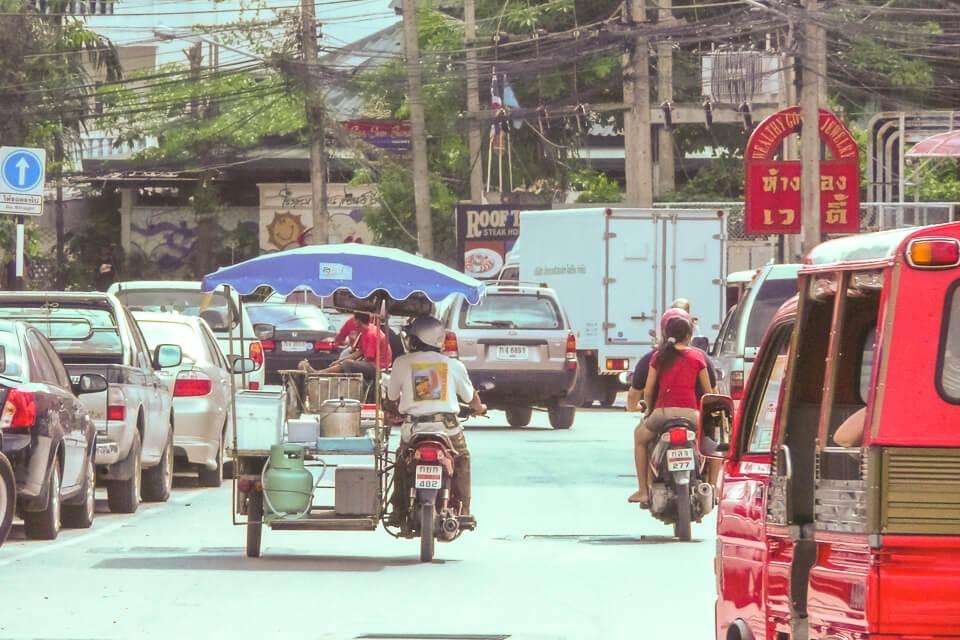 Patong Tailândia