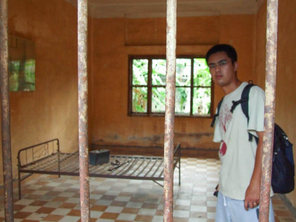 Museu sobre o Khmer Vermelho