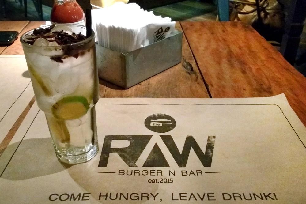 Raw Burguer N Bar