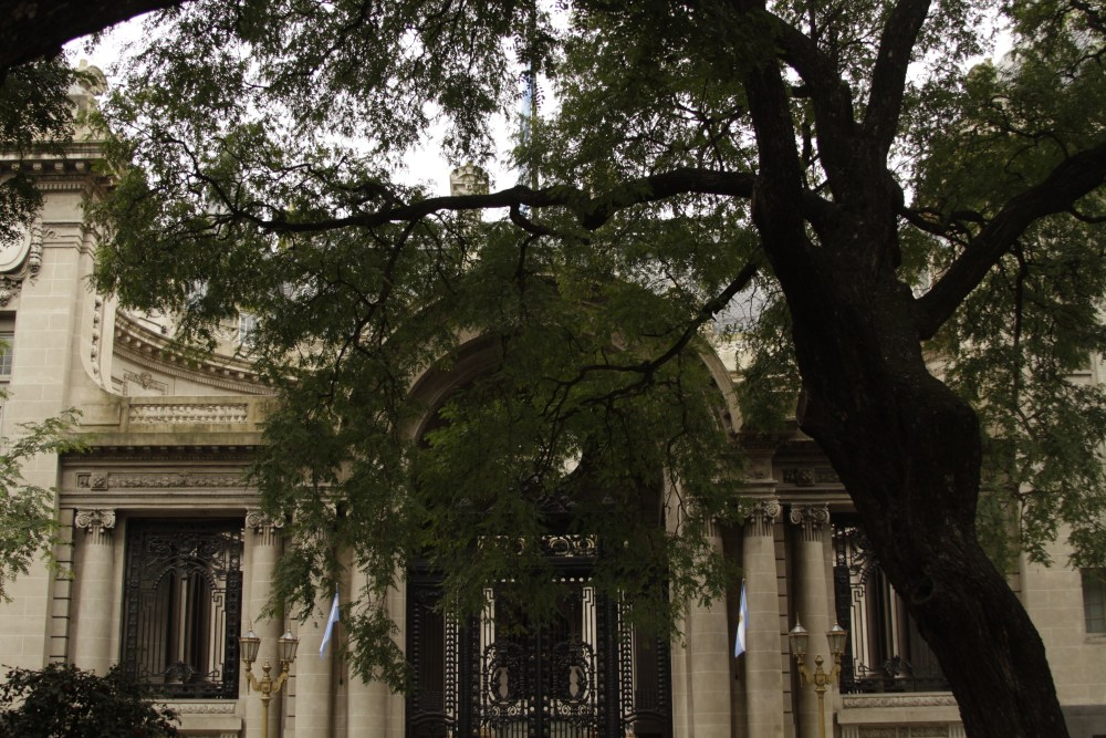 free walking tour recoleta