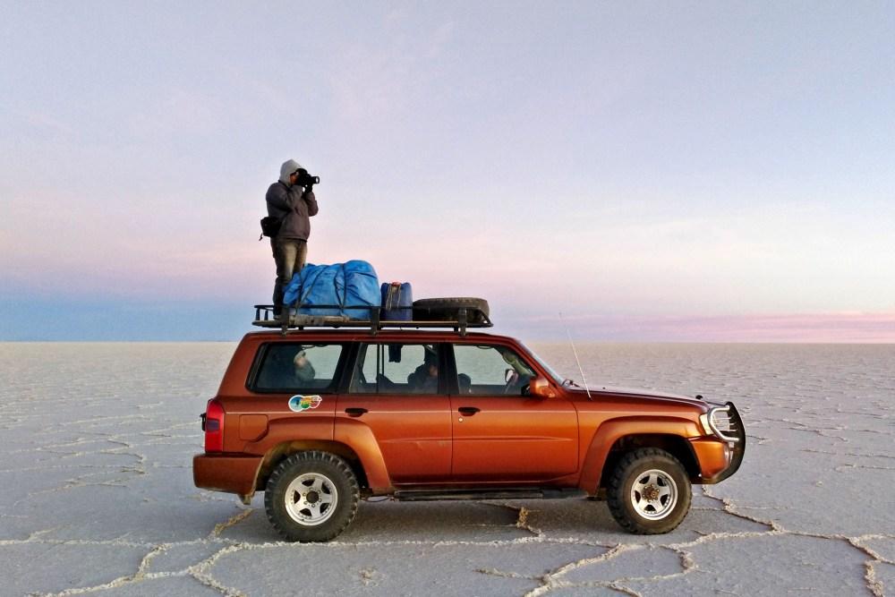 viajar sozinha - salar de uyuni - bolivia