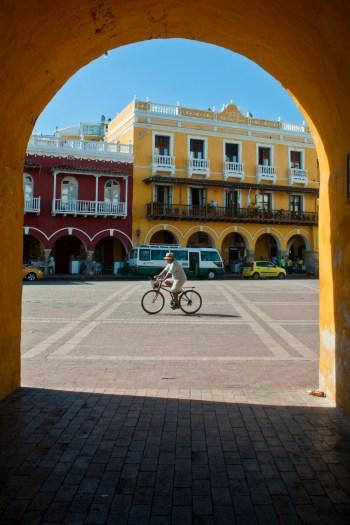 Torre del Reloj. Cartagena de Indias, Rafaela Ely©2013