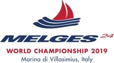 Melges 24 World Championship 2019 logo