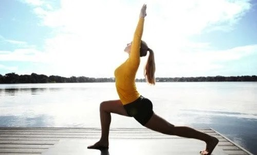 Yoga Positions to Lose Weight