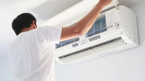 Regule a temperatura do ar condicionado para gastar menos eletricidade