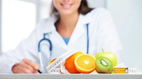 Médica nutricionista
