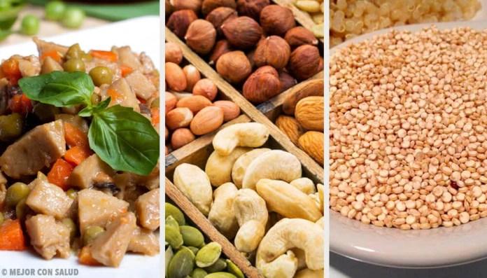 Alternativas para substituir a proteína animal na sua dieta