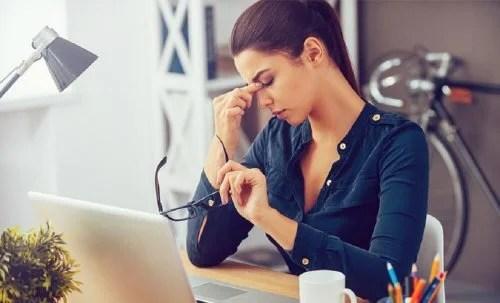mulher-cansada-500x303 Detectar a diabetes com 7 pistas