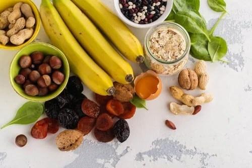 alimentos-com-minerais-500x334 Minerais na alimentação para a saúde cardiovascular