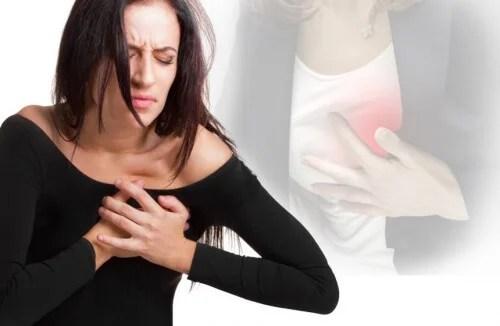 sintomas do infarto em mulher que sofre de insônia
