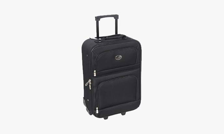 Jetstream Travel Carry On Suitcase
