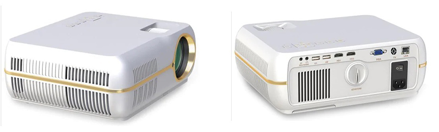 Projector A10 LCD