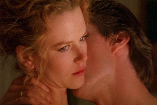 olhos bem fechados Nicole Kidman Tom Cruise