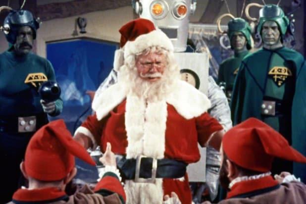 John Call Santa conquista os marcianos