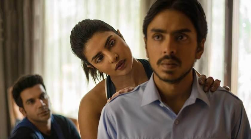 o trailer do elenco da trama do tigre branco e a data de lançamento do netflix Priyanka Chopra