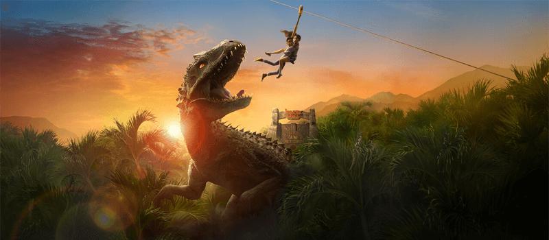 acampamento mundial jurássico filmes animados e séries de TV do Cretáceo chegando à netflix em 2021 e além