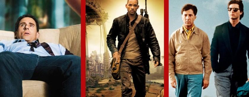 novos filmes licenciados na Netflix em 1º de março